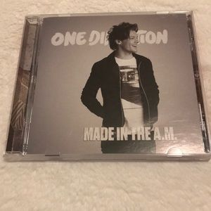 Made in the A.M Louis Tomlinson Target Edition CD